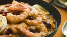 North Indian Prawn Curry