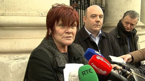Joan Collins' case over the promissory notes was rejected last November