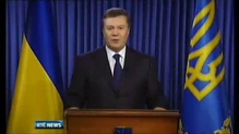 More violent protests on Ukrainian streets