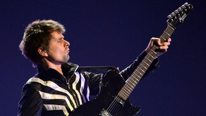 Muse (Matt Bellamy pictured) - Extravaganza from the Eternal City