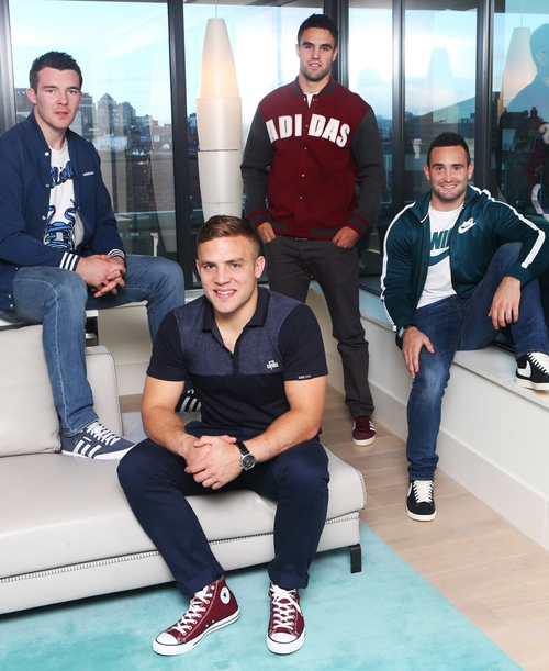 The four new Lifestyle Sports ambassadors