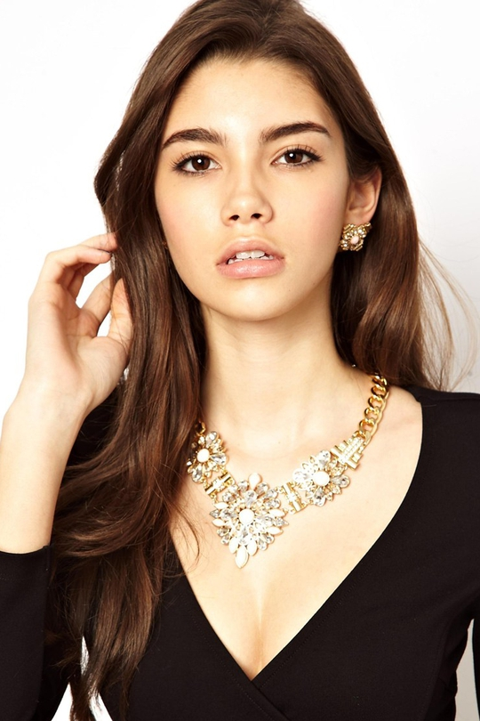 New Look Limited Edition Necklace and Earring Charlotte Box Set €33.77 at ASOS