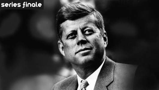 John F. Kennedy – the man, the myth, the legacy