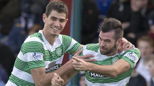 Celtic continued their impressive winning run at Parkhead