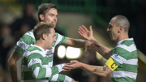 It was plain sailing for Celtic as they eased past Motherwell