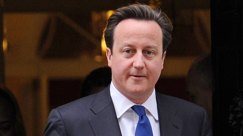 David Cameron lead the tribute to the late Lord McAlpine
