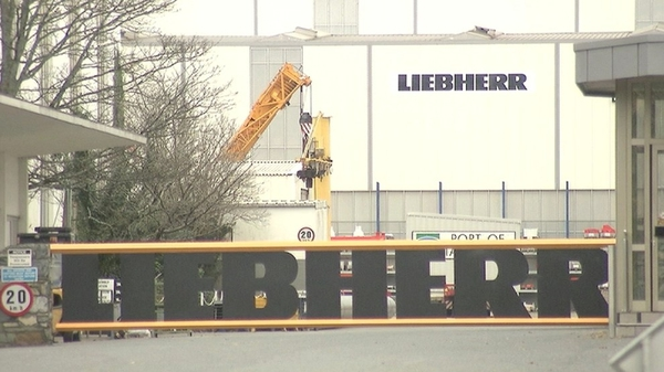 Liebherr has been in Killarney for 55 years