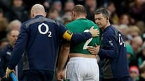 Justin Treacy reports on injuries in the Irish camp following the last gasp loss to New Zealand.
