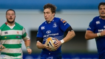 Leinster's Noel Reid says he is happy with the way the season is going.