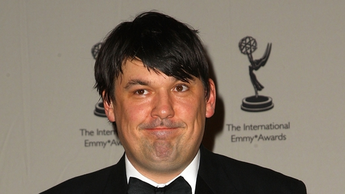 Linehan - Won the Best Writer, Comedy award for his work on The IT Crowd