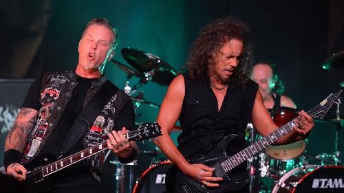 Metallica: No Brainer in Glastonbury