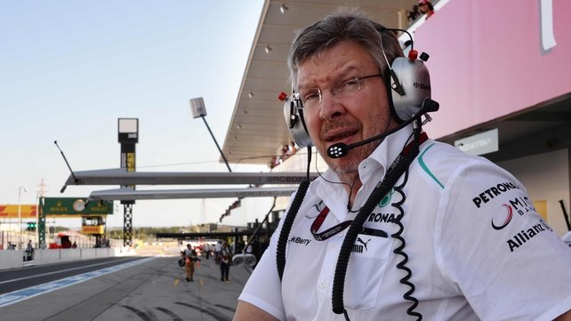 Ross Brawn: 'I'm retiring - it's not tongue in cheek'