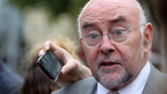 Ruairi Quinn said the continued payment of the allowances to ASTI members was unsustainable (Pic: Photocall Ireland)