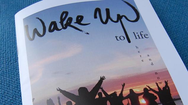 Wake Up offers retreats twice per year