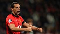 Man Utd's Rio Ferdinand tells RTÉ's Peter Collins the performance against Leverkusen had been coming.