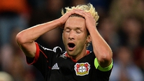 Bayer Leverkusen's Simon Rolfes tells RTÉ's Peter Collins that they made too many mistakes.