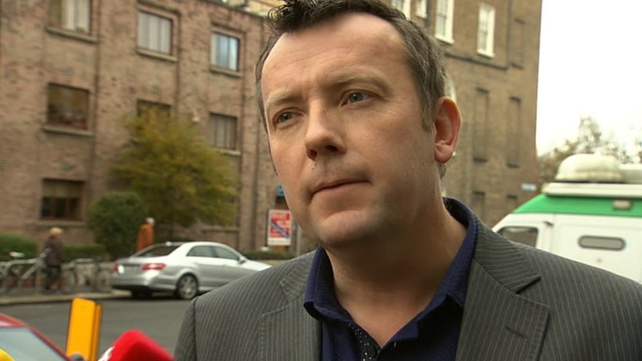 Brendan Ogle said the decision to leave ESB was made by 'mutual consent'