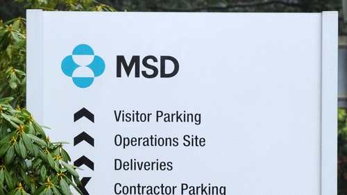 New Jobs Are To Be Created By MSD In North Dublin