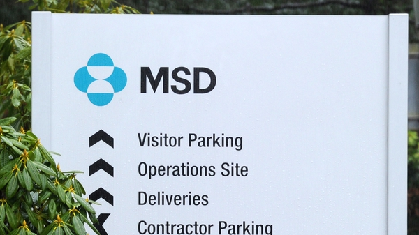 MSD employs over 2,000 people across its five sites in Dublin, Carlow, Cork, Tipperary and Wicklow