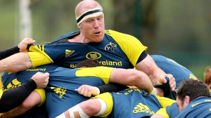 Paul O'Connell will start against Ulster tonight