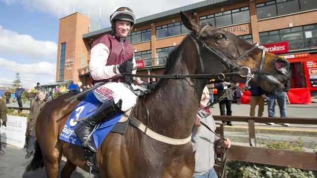 Paul Carberry and Foildubh