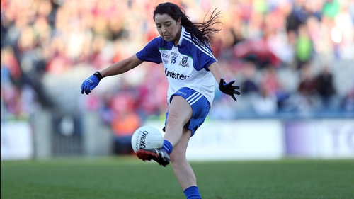 Monaghan forward Cathriona McConnell is central to Donaghmoyne's chances