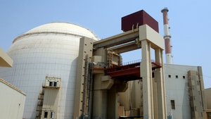 There has been no damage reported at the Bushehr nuclear power plant