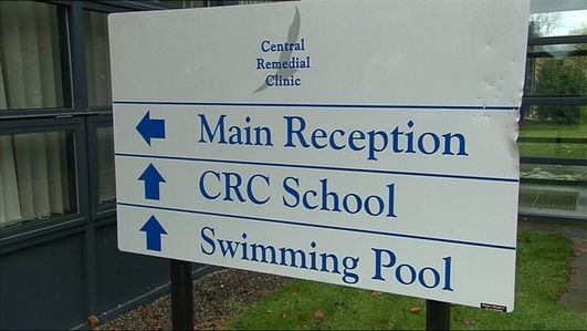 CRC report by HSE's administrator of the Central Remedial Clinic
