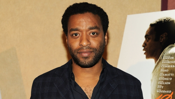 Chiwetel Ejiofor learned the violin for 12 Years a Slave