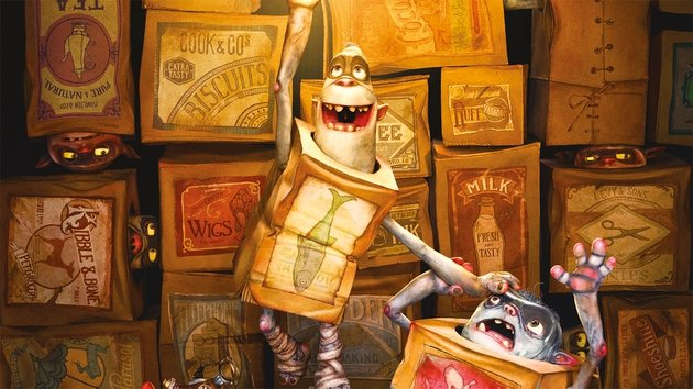 The Boxtrolls will be released in Ireland on September 12, 2014