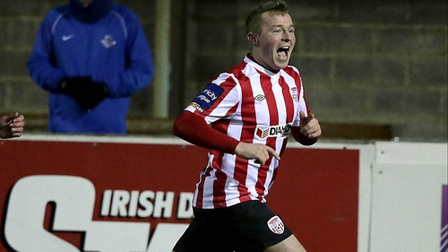 Michael Rafter has signed for Cork City