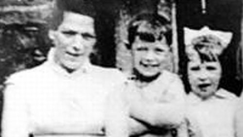 Jean McConville was taken from her home at Divis Flats in west Belfast in December 1972