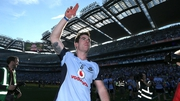Michael Darragh Macauley is two games away from winning a third All-Ireland title
