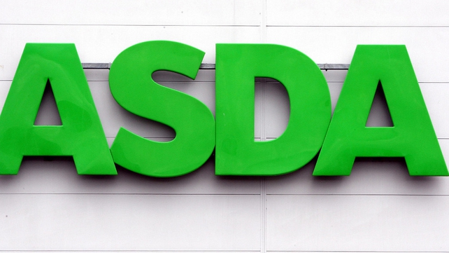 Frantic shoppers were battling to get their hands on Christmas deals at Asda