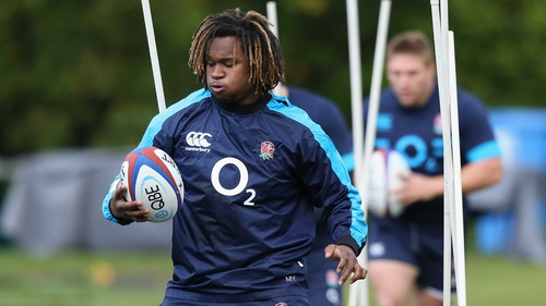 Marlon Yarde is out for 12 to 14 weeks