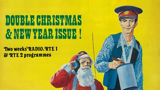 RTÉ Guide Christmas Cover, 22 December 1978