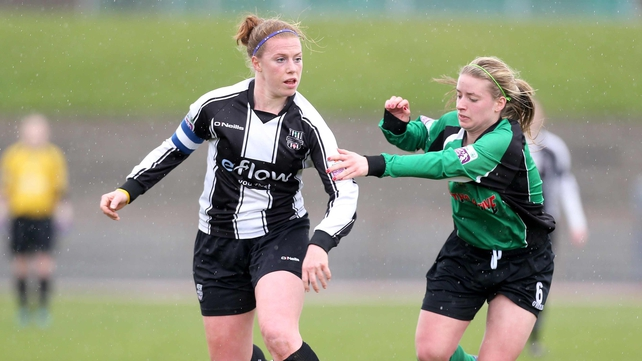 Raheny and Peamount meet this weekend