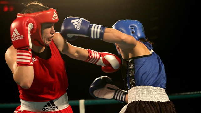 Katie Taylor faces Mira Potkonen of Finland at Ballywaltrim Community Centre in Bray tonight