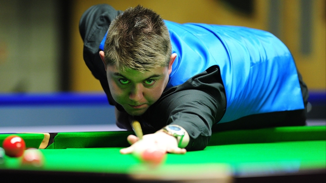Mitchell Travis will play Kurt Maflin in the next round