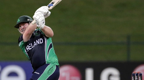 Paul Stirling returned to the Ireland side for the final Super50 clash