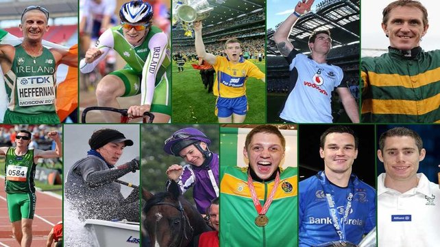 RTÉ Sports Awards 2013 - The Nominees