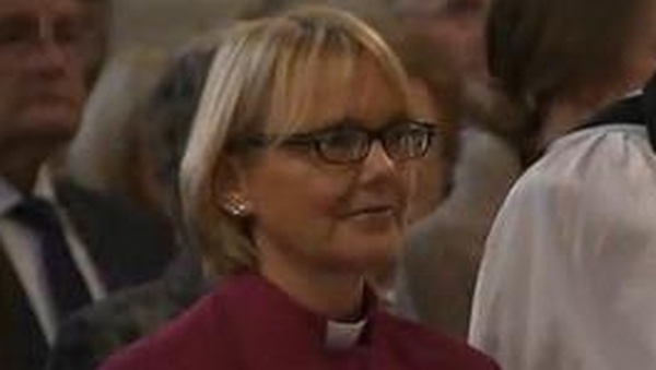Pat Storey is the first  female Anglican bishop in Ireland or Britain