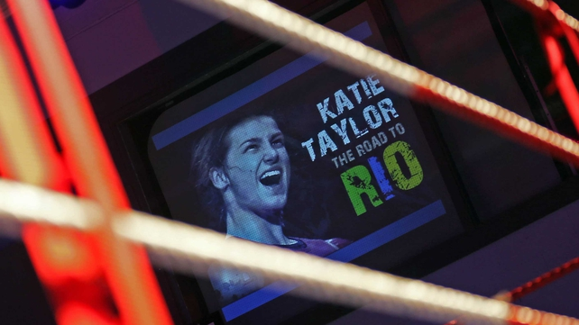 Katie Taylor is now the current Olympic, World, European, EU and Irish lightweight champion