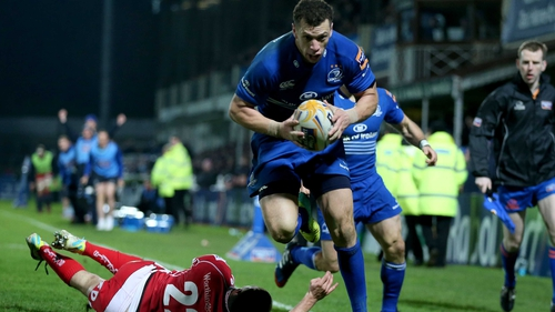 Zane Kirchner comes in for Leinster's trip to Edinburgh