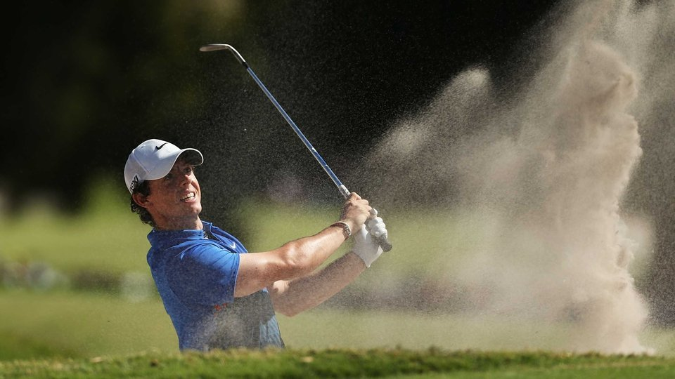 Rory McIlroy ended a disappointing year on the course with victory at the Australian Open In December