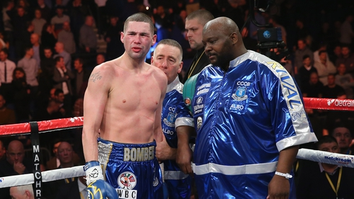 Tony Bellew was thoroughly outclassed by the hard-hitting Adonis Stevenson