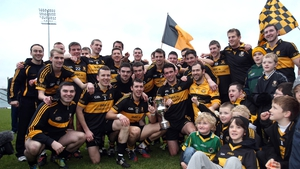 Dr Crokes and their supporters savour winning the title