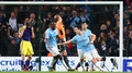 Nasri nets brace as Man City breeze past Swans