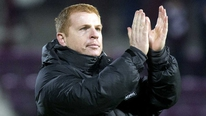 Celtic manager Neil Lennon says they have been emphatic this season