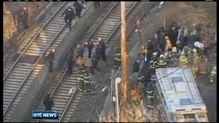 Four dead, over 60 injured in New York train crash